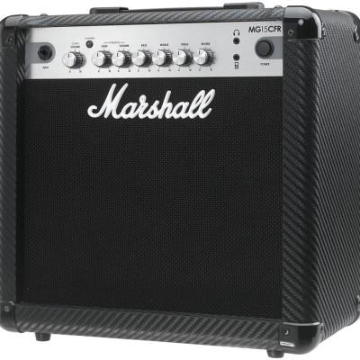 Marshall MG 15 CFR Elektromos Gitárkombó