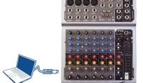 PA-PV8 USB Mixer
