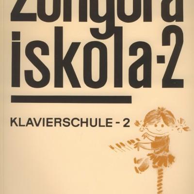 Fantóné: Zongoraiskola 2