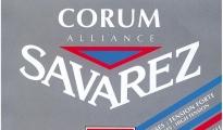 Savarez 500ARJ Alliance Corum nylon húr Normal Trebles High Bass Tension