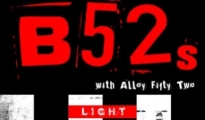 B52 ROCKERS EL.HÚR LIGHT - 10-46