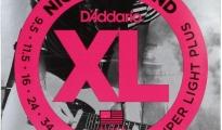 D'Addario EXL120+ 09.5-44