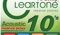 Cleartone Akusztikus Húrkészlet 12 húros gitárhoz