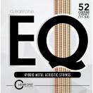 Cleartone 11-52 EQ Custom Light akusztikus gitárhúr 7811