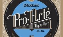 D'Addario EJ46 Pro-Arte Nylon, Hard Tension