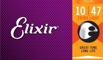 Elixir 16002 Acoustic NanoWeb Phosphor Bronze Extra Light