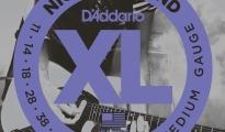 D'Addario EXL115 Nickel Wound Medium