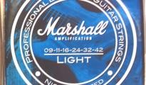 Marshall Elektromos Húrkészlet