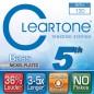 Cleartone nikkelezett 5. kiegészítő 130 basszusgitár húr – 64130