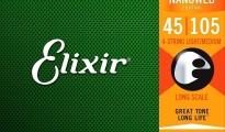 Elixir 14077 Bass NanoWeb Medium/Long Scale
