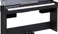 Pianonova EC11 Fekete Digitális zongora